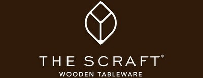 THE SCRAFT® Wooden Tableware